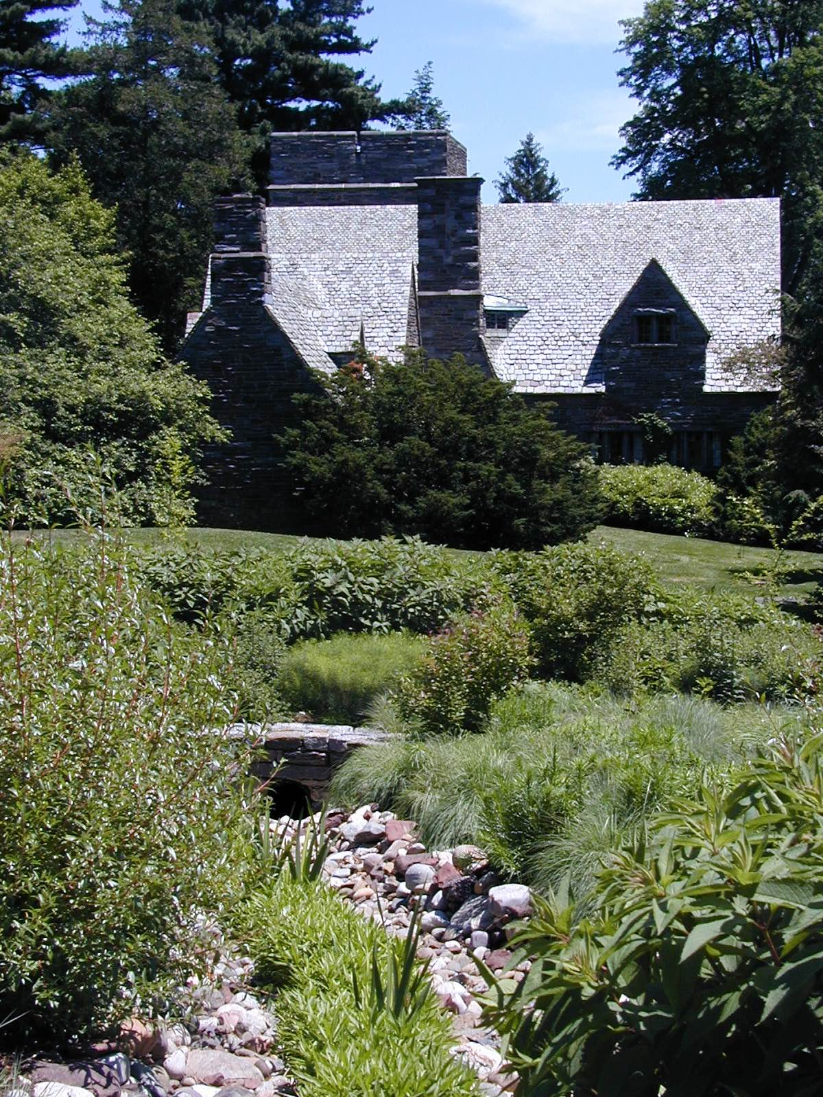 Landscape Improvements, Swarthmore College   Voith and